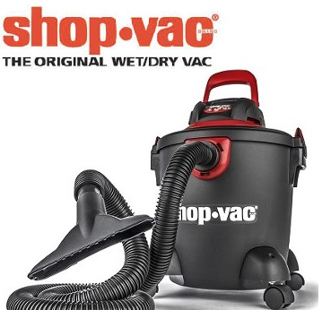Shop Vac Original wet and dry vacuum cleaners
