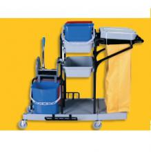CLEANING PRODUCTS Janitor Carts