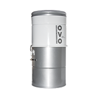 Central Vacuum Systems - Ovo OVO Vacuum Power Units