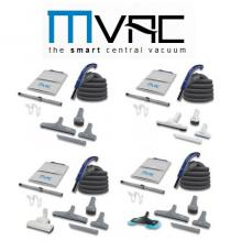 CENTRAL VACUUM - MVac MVac Attachments Kits