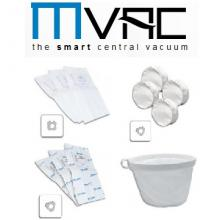CENTRAL VACUUM - MVac Bags and Filters