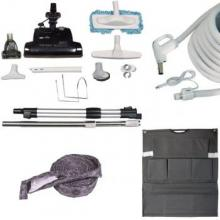 Accessories & Tools - Attachment Kits & Hoses Attachments Kits with Dual Voltage 120-24 Volts Hoses