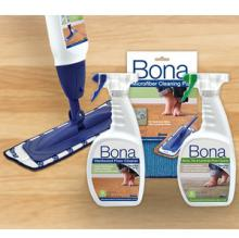 CLEANING PRODUCTS Bona Products Line