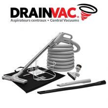 CENTRAL VACUUM - Drainvac Accessories and Attachments