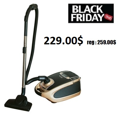 johnnyvac xclusiv household vacuum sale