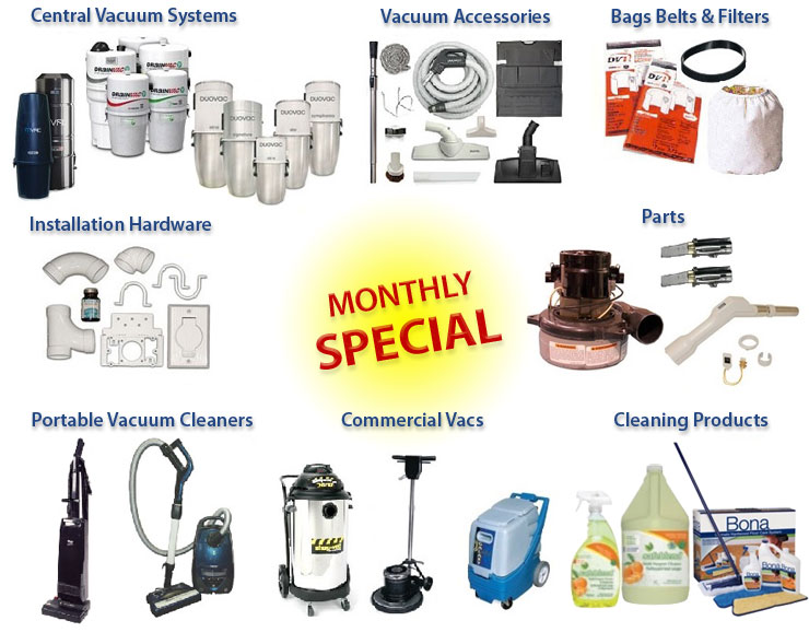 compare review central vacuums