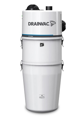 Drainvac Cyclonik Central Vacuum Systems