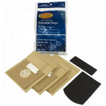 Bissell Zing 7100 & 7100L Vacuum Cleaner Bags