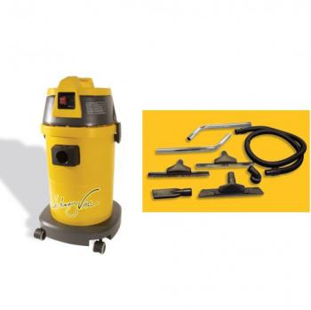 Johnny Vac JV27 Wet & Dry Commercial Vacuum Cleaner