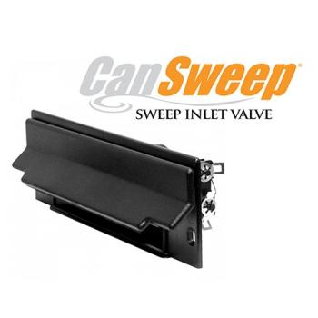 CanSweep Sweep Inlet for Central Vacuum Systems