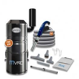 MVac M47 Special Edition Central Vacuum Package