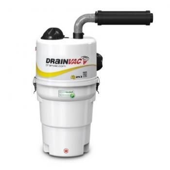 Drainvac G2-2X3-M Central Vac Package for very large homes