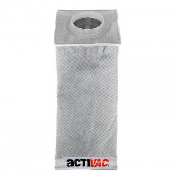 Activac Coal Exhaust Filter for Central Vacuum System