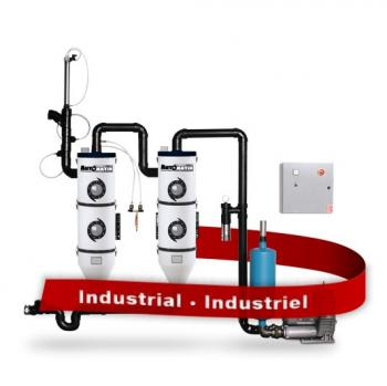 Drainvac Industrial Commercial Central Vacuum Systems Customs