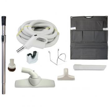 Central Vacuum Accessories and Attachments for Bare Floors, Wood and Tiles
