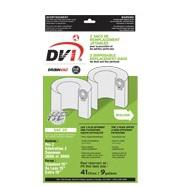 Drainvac Central Vacuum Cloth Bags 9 Gallons SAC-20