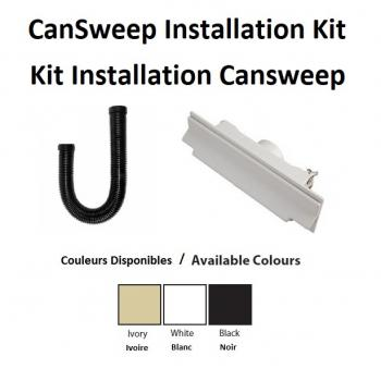 Canplas Cansweep Installation Kit with CanSweep Sweeping Inlet Valve