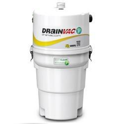 Drainvac G2-007 Central Vac Package for Large Home