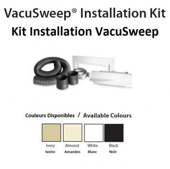 Canplas VacuSweep Installation Kit with VacuSweep Sweeping Inlet Valve