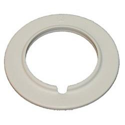 Central Vacuum Pipe Ring for Finition and Trim