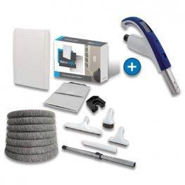 Installation parts retractable hoses kits vacuumsonline retraflex central vacuum retractable hose system complete kit solutioingenieria Choice Image